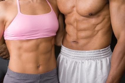 Kako lakše isklesati trbušnjake