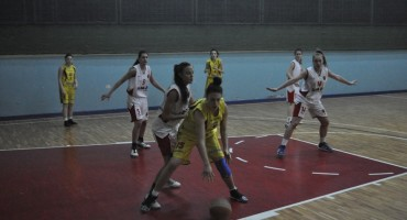 Poraz košarkašica Zrinjskog u Tomislavgradu