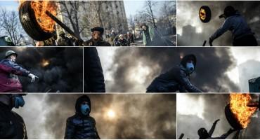 Eskalirali sukobi u Ukrajini