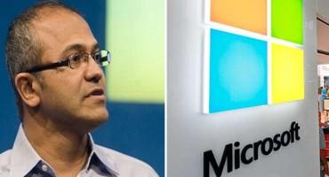 Satya Nadella novi izvršni direktor Microsofta