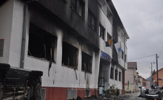 Nema financijskih sredstava za obnovu zgrade Gradske uprave