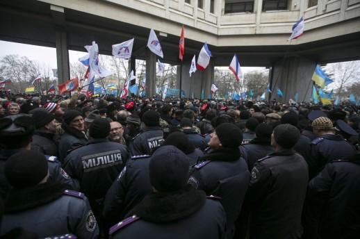 Na pomolu rat: 25. svibnja referendum o suverenitetu Krima unutar Ukrajine