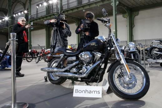 Papin Harley prodan za 241 tisuću eura