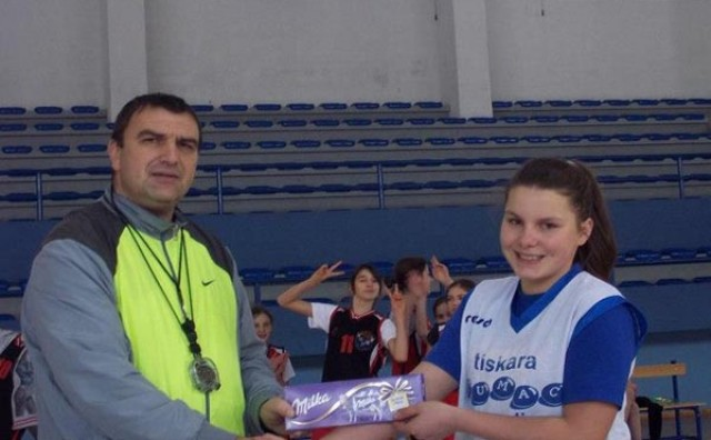 Tea Bošnjak iz Rame dobila poziv da igra za Hrvatsku reprezentaciju
