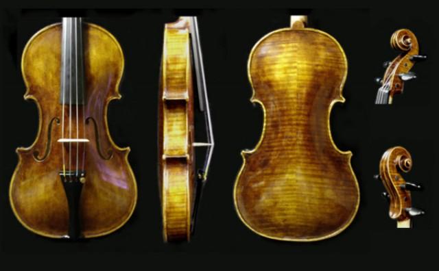 100.000 dolara za ukradenu Stradivarijevu violinu