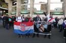 Potpora Zrinjskom iz Madrida sa El Clasica