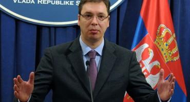Aleksandar Vučić: 'A da sam znao, još bi i dopunio govor'