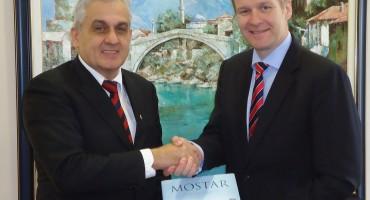 Sorensen u Mostaru: Za sve projekte izuzetno je bitna politička stabilnost