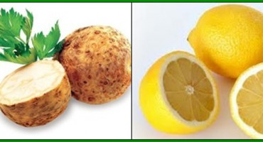 Uz pomoć limuna i celera očistite organizam