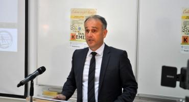 FPMOZ: Govor dekana Vasilja na otvaranju Dana kemije