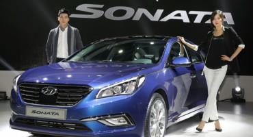 Hyundai je službeno predstavio novu Sonatu
