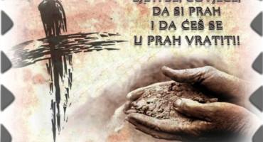 Korizma je vrijeme milosti koja oslobađa srce od taštine