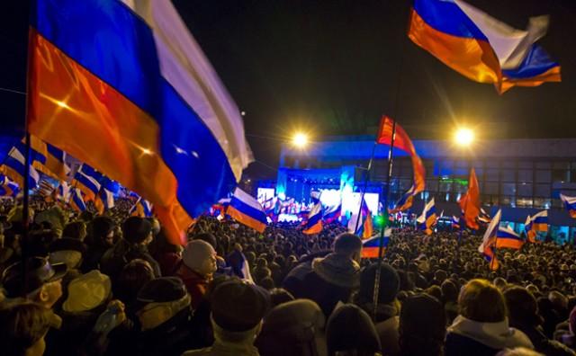 EU i SAD osporavaju referendum: Krim će već u ponedjeljak tražiti pripojenje Rusiji