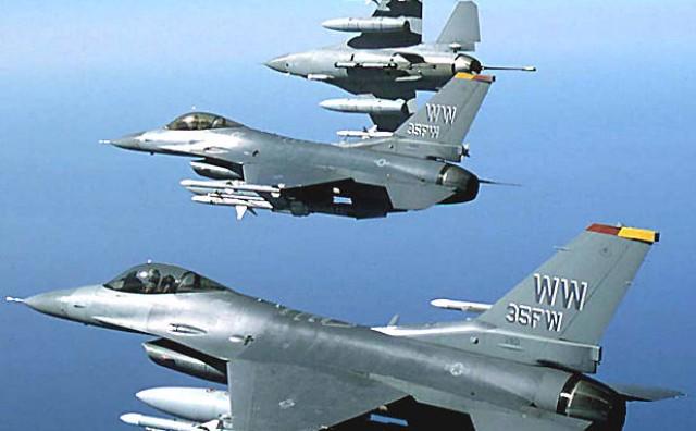 SAD šalje u Poljsku dvanaest zrakoplova F-16