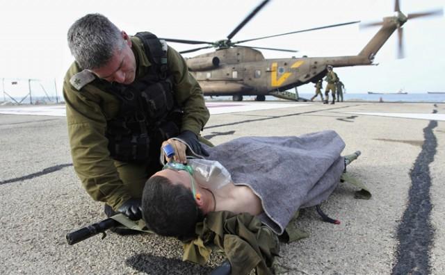 Izrael u znak odmazde bombardirao sirijske položaje