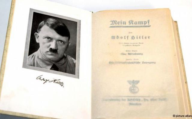 Mein Kampf knjige sa posvetom Hitlera postigle rekordnu cijenu