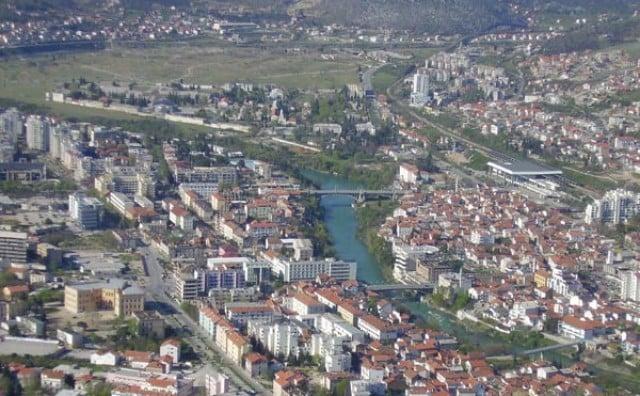 Mostar: Ručna bomba na Panjevini