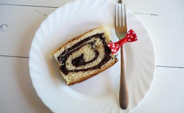 Čokoladnjača (dizani kolač od čokolade)