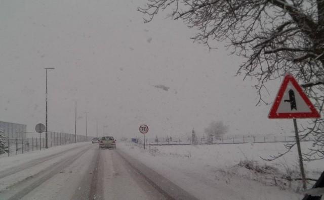 Orkanska bura prevrnula dva kamiona na cesti između Posušja i Tomislavgrada