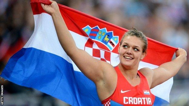Perković bacila prvi, Kolak drugi rezultat na svijetu ove godine