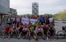 Biciklisti iz BiH i Hrvatske iz Mostara krenuli prema Vukovaru