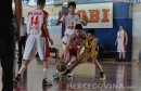 Mlađi košarkaši Dubrave gostavali u Mostaru