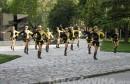Mostarske mažoretkinje na otvaranju Mostarskog proljeća 2014.