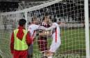 HŠK Zrinjski-FK Sarajevo 1:3