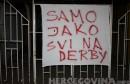 Navijačka euforija: Mostar na nogama pred Hercegovački derbi