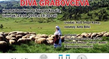 Predstavom 'Diva Grabovčeva' počinju Dani Studentskog zbora Sveučilišta u Mostaru