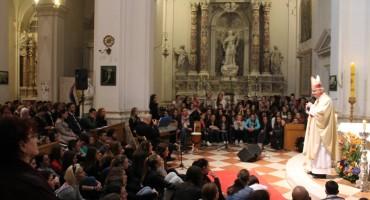 Misa zahvalnica za SHKM: Susret ćemo završiti u Rimu!