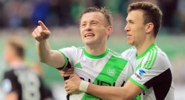 Bundesliga: Borussia nadigrala Bayern,Perišić zabio dva a Olić jedan