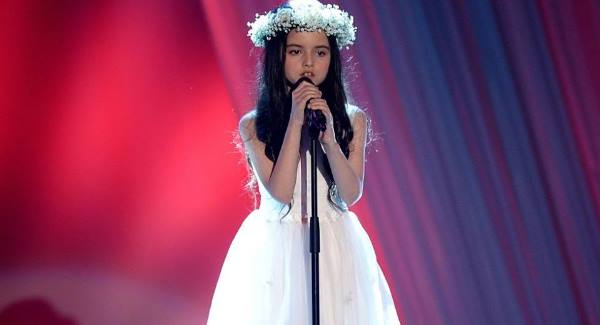 Angelina Jordan (8) ponovno oduševila u nastupu norveškog talent showa