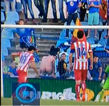 Costa promašio penal zahvaljujući navijaču Getafea na tribinama