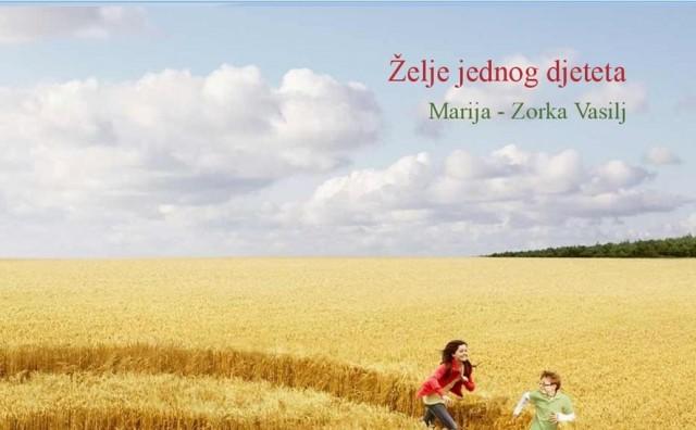 FPMOZ: Promocija zbirke pjesama 'Želje jednog djeteta' autorice Marije-Zorke Vasilj