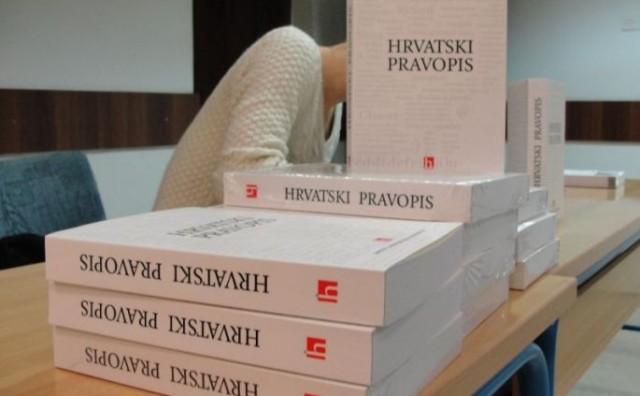 O novom hrvatskom pravopisu