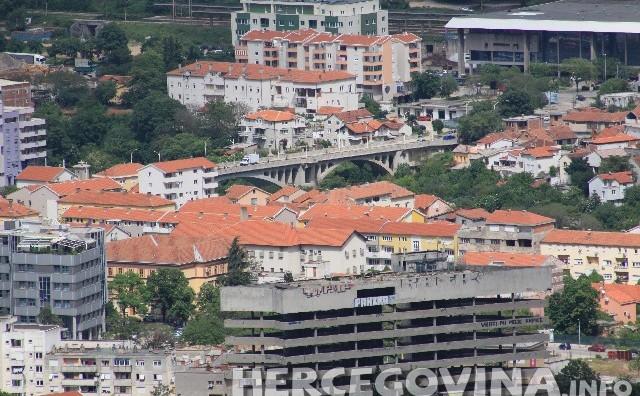 Mostar: Započelo uklanjanje nelegalnih objekata