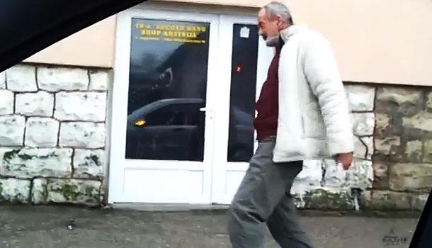 Prvi bosanski pijani 'Moonwalk'