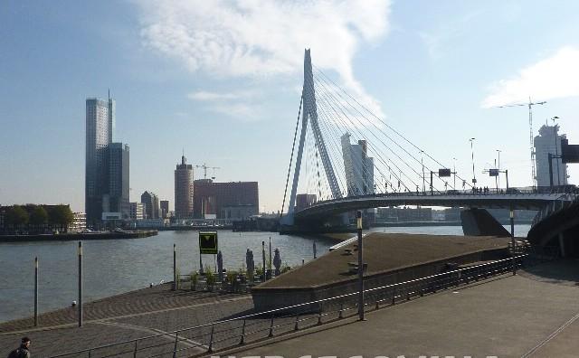 Rotterdam grad multikulturalnosti kvalitetnog sveučilišta i moderne arhitekture