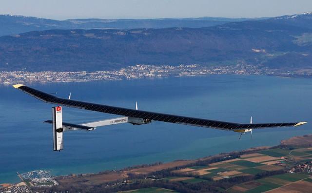 Solar Impulse u zraku 76 sati