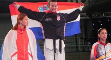 EP u taekwondou: Treći put zaredom zlato za Luciju Zaninović