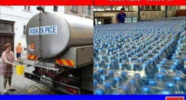 Hrvatska treća u Europi po zalihama pitke vode, a voda se kupuje u trgovačkim centrima