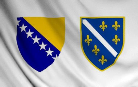 Zastava s ljiljanima je više katolička nego muslimanska