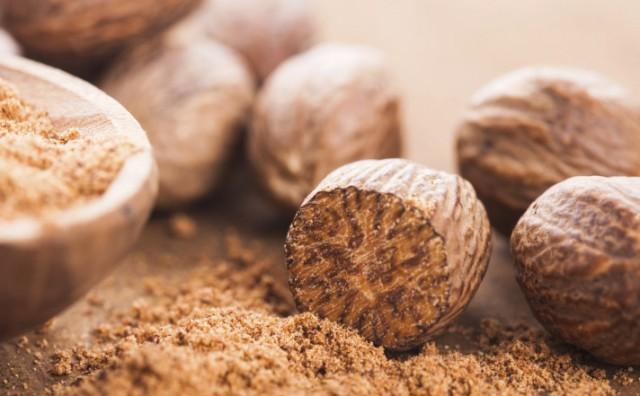 Ljekovita i afrodizijačka svojstva muškatnog oraščića!