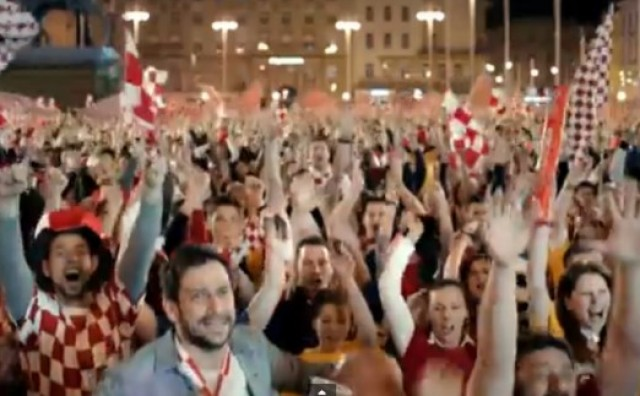 Svijet oduševljen Žujinom 'šokantno dobrom reklamom'