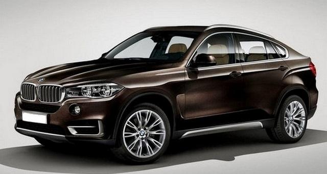 Predstavljena nova druga generacija BMW-a X6