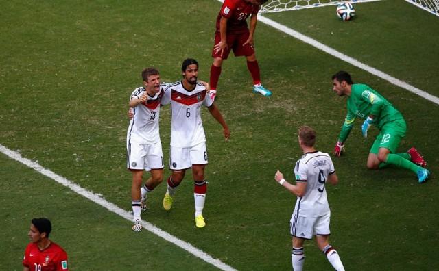 Njemačka pregazila Portugal