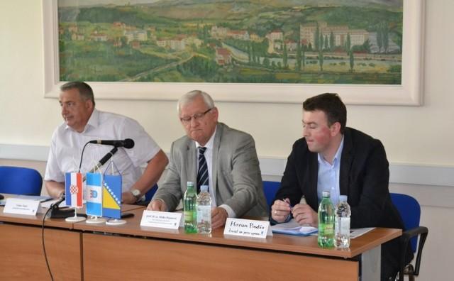 Održana javna rasprava o Prijedlogu zakona o Gradu Široki Brijeg