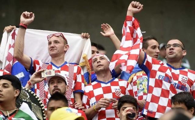 Hrvatski navijači poludjeli na Meksikance... Izbila tučnjava!