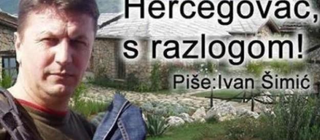 Predstavljanje knjige 'Hercegovac s razlogom'